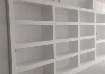 libreria in cartongesso-milano-cora-2